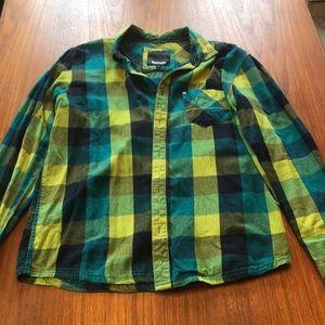 Bench button down shirt